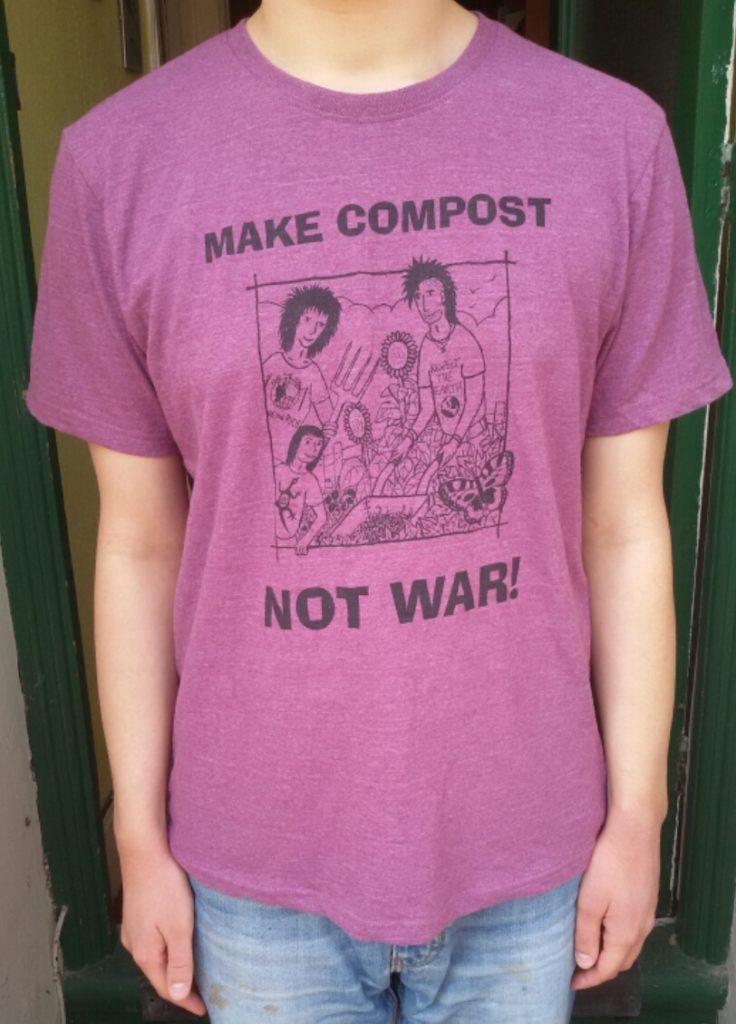 make compost not war