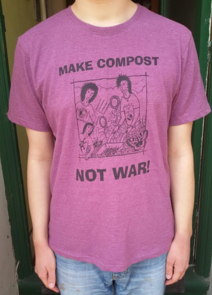 make compost not war