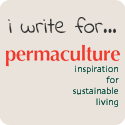 Permaculture Writer Badge