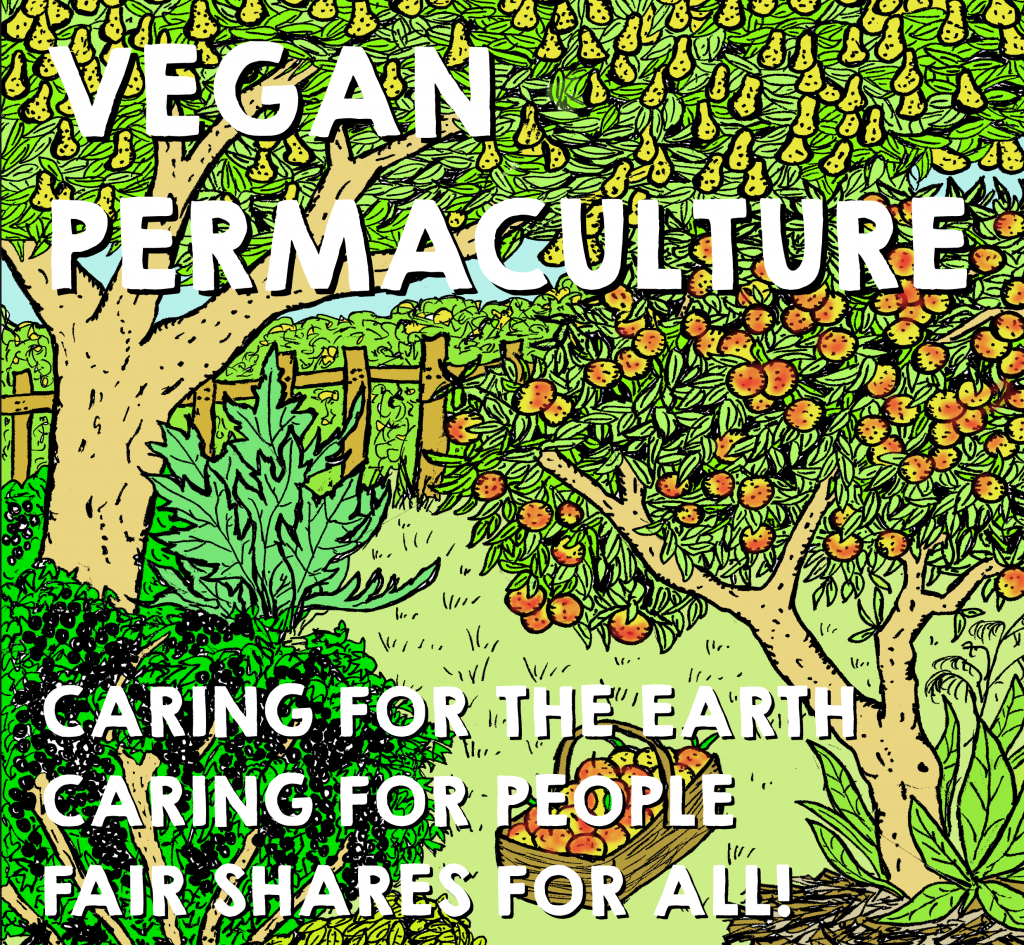 Ecological Veganism - beyond the Greggs vs Piers Debate